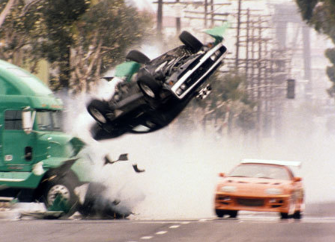 ワイルドスピードの衝撃的なラストシーンを紹介