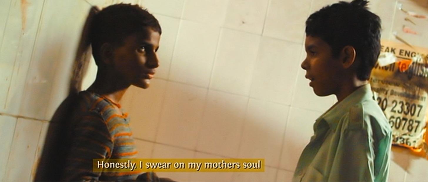 スラムドッグ・ミリオネアのあらすじと名シーンをネタバレ動画で紹介