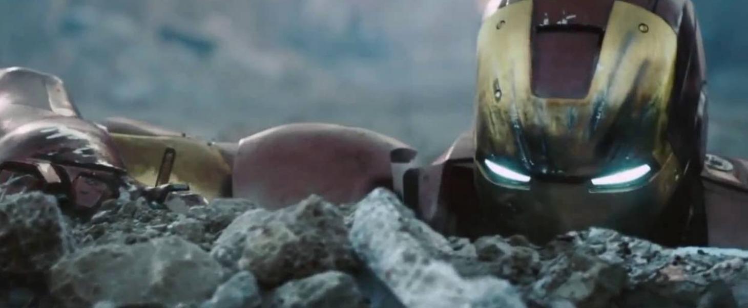 アイアンマンのストーリーと名シーンをネタバレ動画で紹介する記事