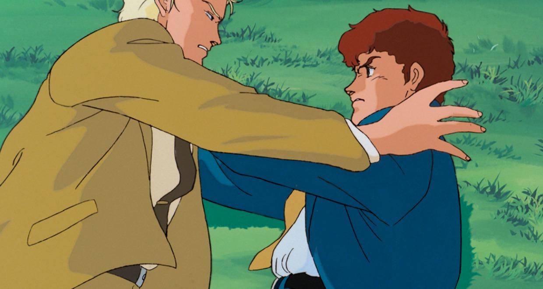 機動戦士ガンダム 逆襲のシャアのストーリーと名シーンをネタバレ動画で紹介する記事