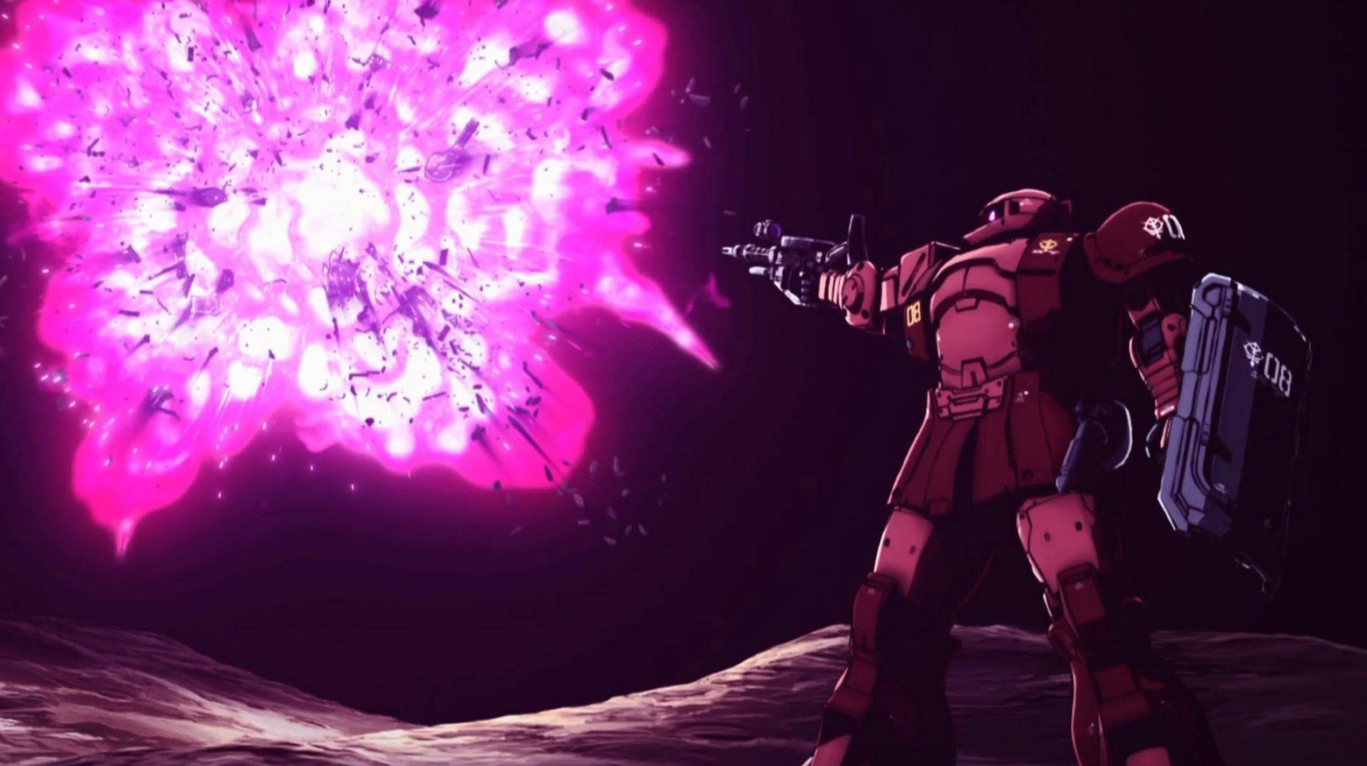機動戦士ガンダム THE ORIGIN シャア・セイラ編Ⅳ 運命の前夜を無料動画でネタバレ紹介する記事