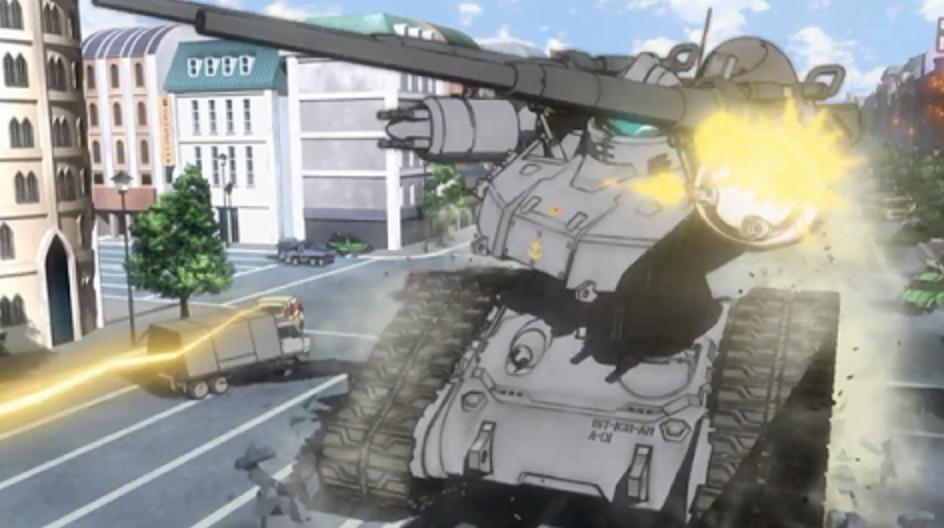 機動戦士ガンダム THE ORIGIN シャア・セイラ編 青い瞳のキャスバルを無料動画でネタバレする記事