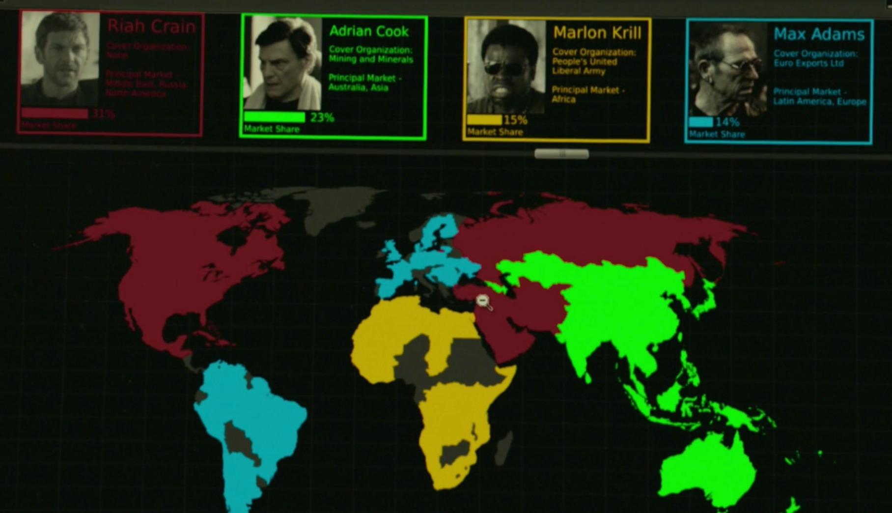 メカニック:ワールドミッションを無料動画でネタバレ紹介する記事