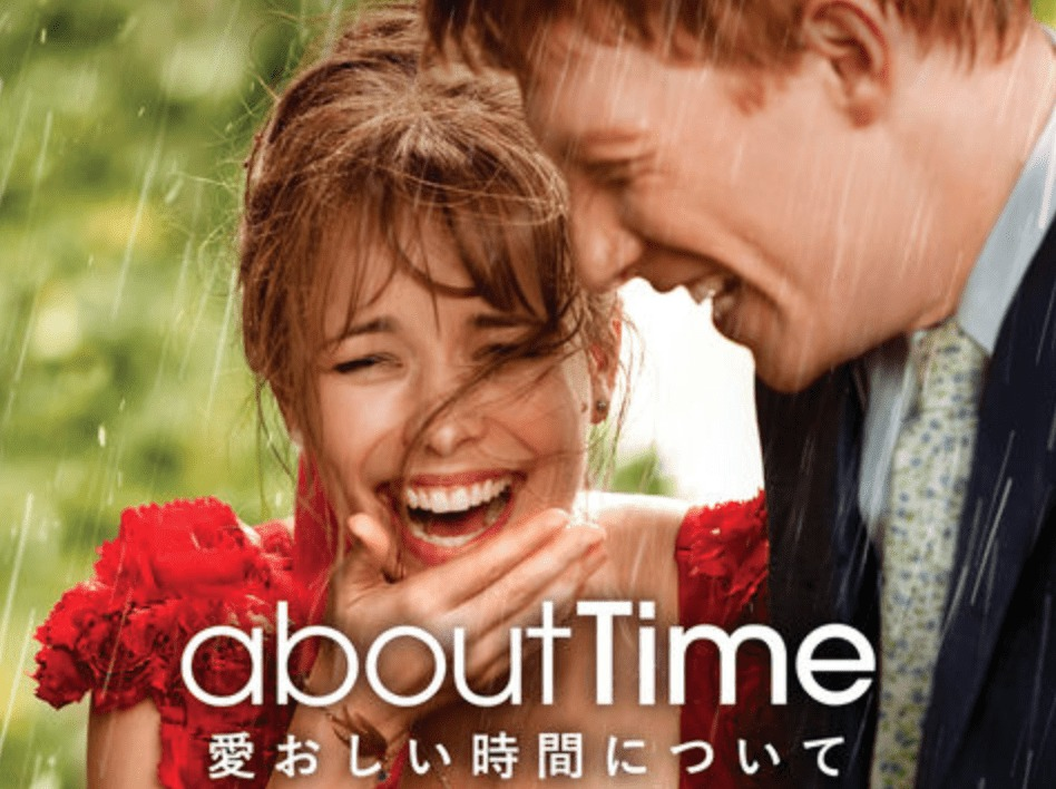 アバウト・タイム〜愛おしい時間について〜を無料動画でネタバレ紹介する記事