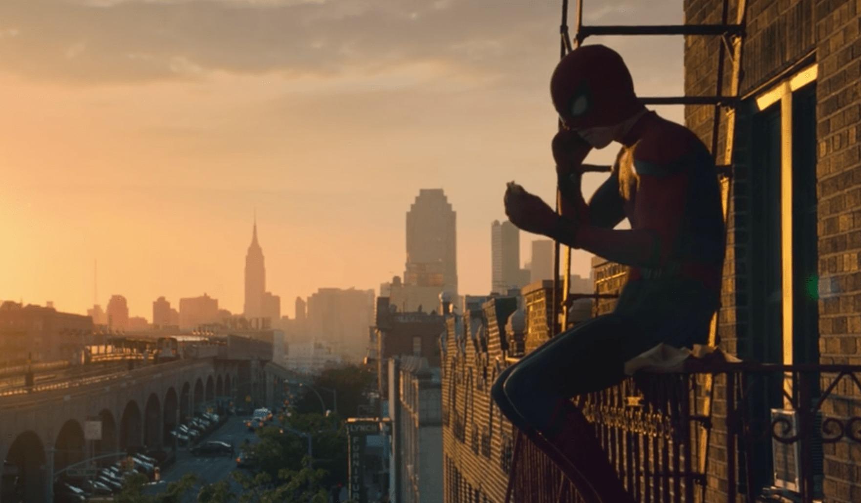 スパイダーマン:ホームカミングを無料動画でネタバレ紹介する記事